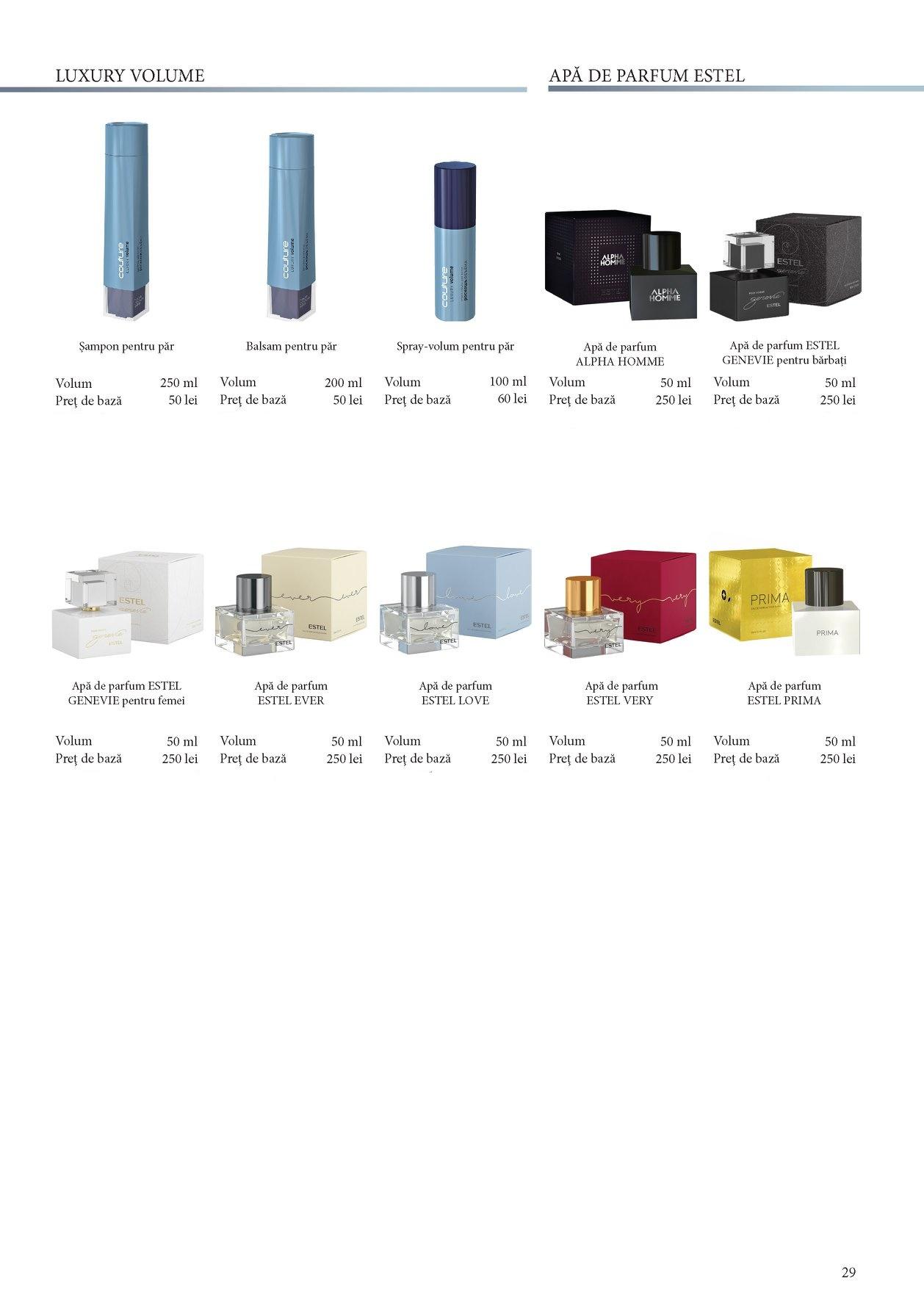 Estel - Parfumuri
